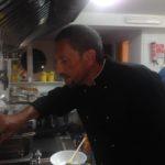 la solitudine dello chef